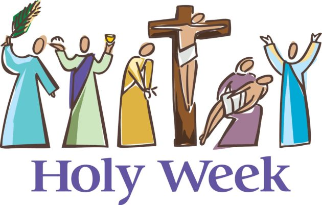 Holy Week at St Finnian's - St Finnians Scottish Episcopal Church ...